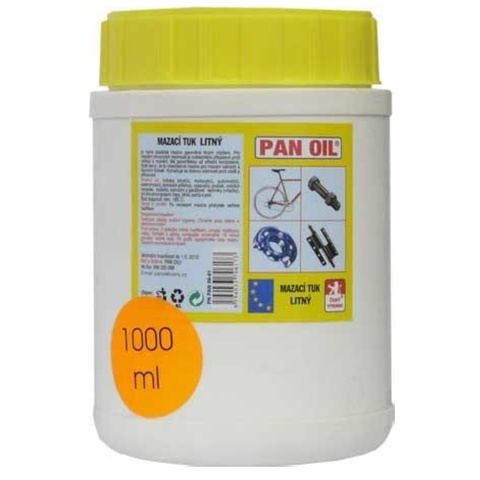 Vazelína lítna PAN OIL 1000 ml